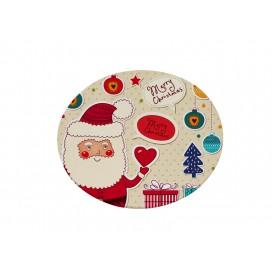 促销礼品圆形毛毡杯垫印图   满幅印刷杯垫   工厂直销