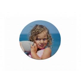 圆形布艺杯垫   可定制个性化图片   价格优惠