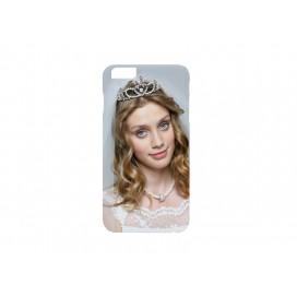 个性定制3D iPhone 6/6S Plus 磨砂塑料手机壳
