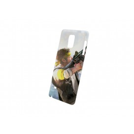 个性定制3D三星Note 4光面塑料手机壳