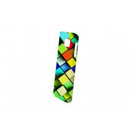 个性定制3D三星Note 5光面塑料手机壳