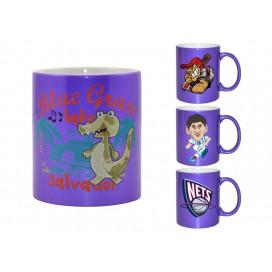 11OZ珠光杯(紫色)