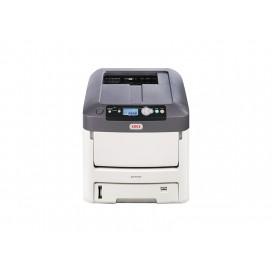 OKI C711WT白色碳粉打印机