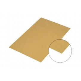 40*60CM 进口铝板A-金色  0.5mm 厚