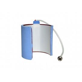 蓝色数码大杯垫-新接口
