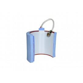 蓝色数码小杯垫-新接口