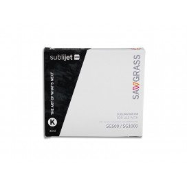 SG500/SG1000 打印机墨盒-黑色 (31ml) - SubliJet UHD 609101