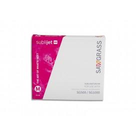 SG500/SG1000 打印机墨盒-红色 (31ml) - SubliJet UHD 609103