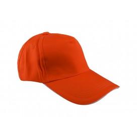 纯棉帽子(橙色)(037C)
