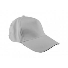 纯棉帽子(白色)(030C)